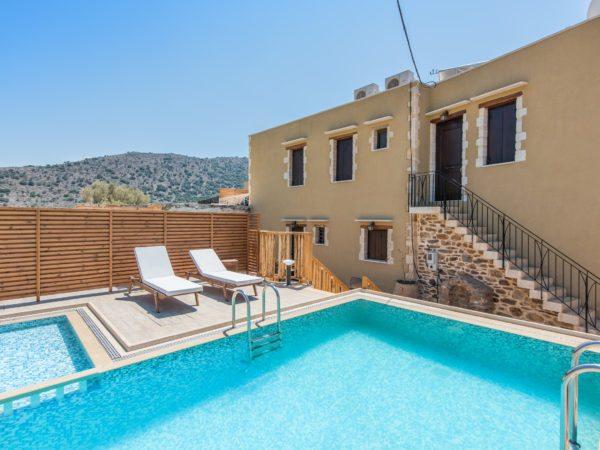 Vakantiehuis met privézwembad