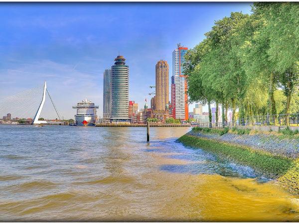 Weekendje weg Rotterdam