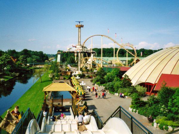 Vakantiepark-Slagharen