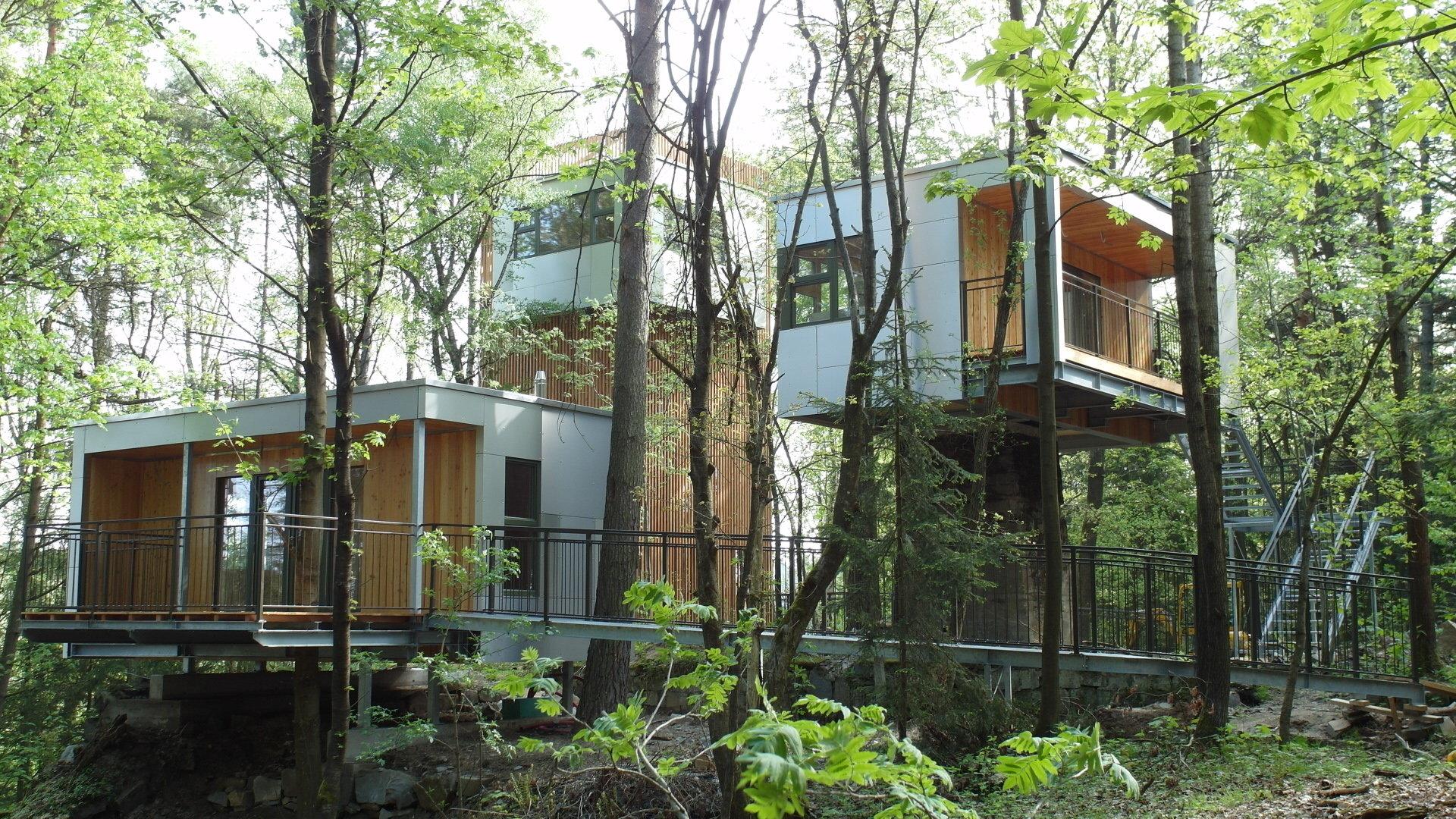 Supertrips - Baumhaus Lodge Schrems