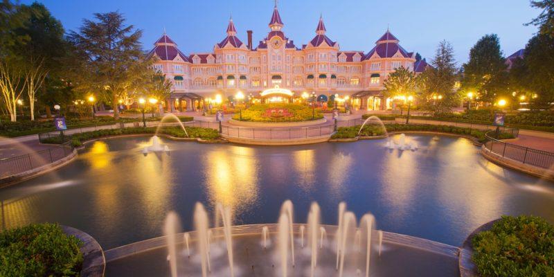 Disneyland Hotel Parijs