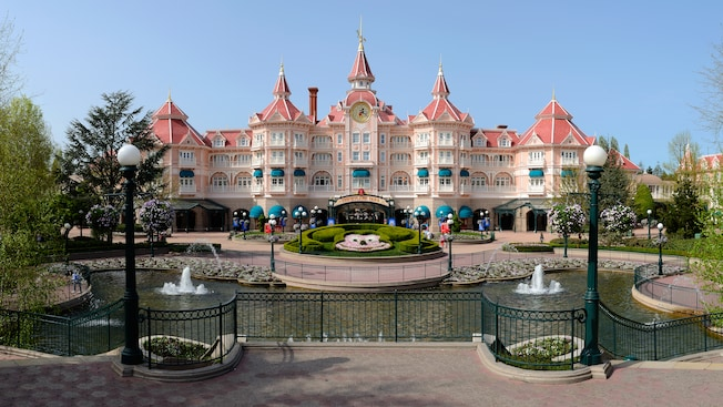 Overnachten In Disneyland Paris Bijzondere Overnachting