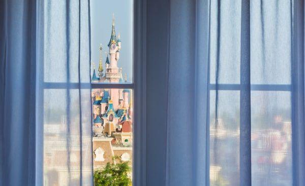 Overnachten in Disneyland