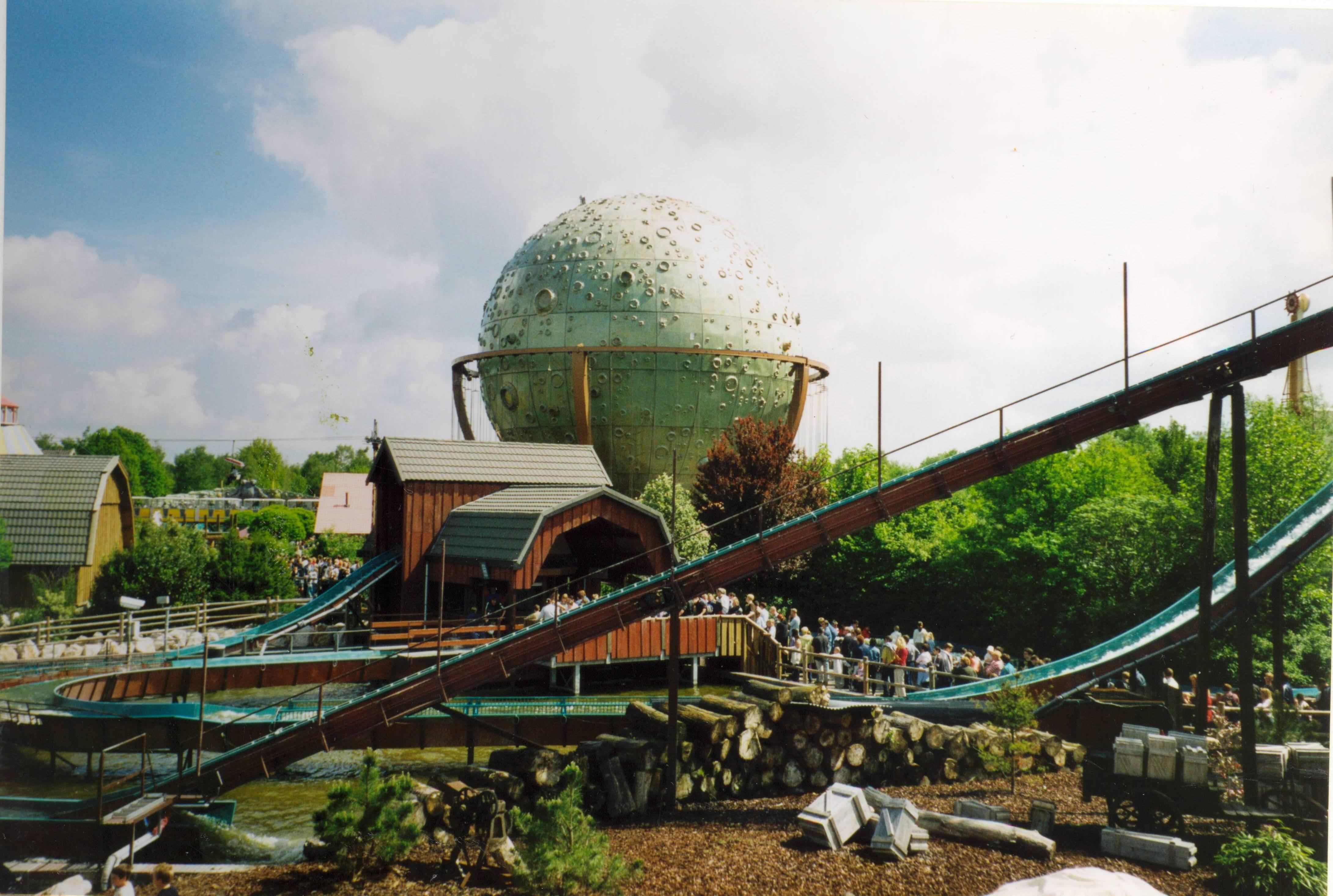 Supertrips - Vakantiepark & Attractiepark Slagharen