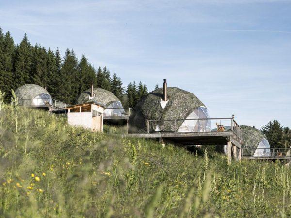 zomer-iglo's-zwitersland