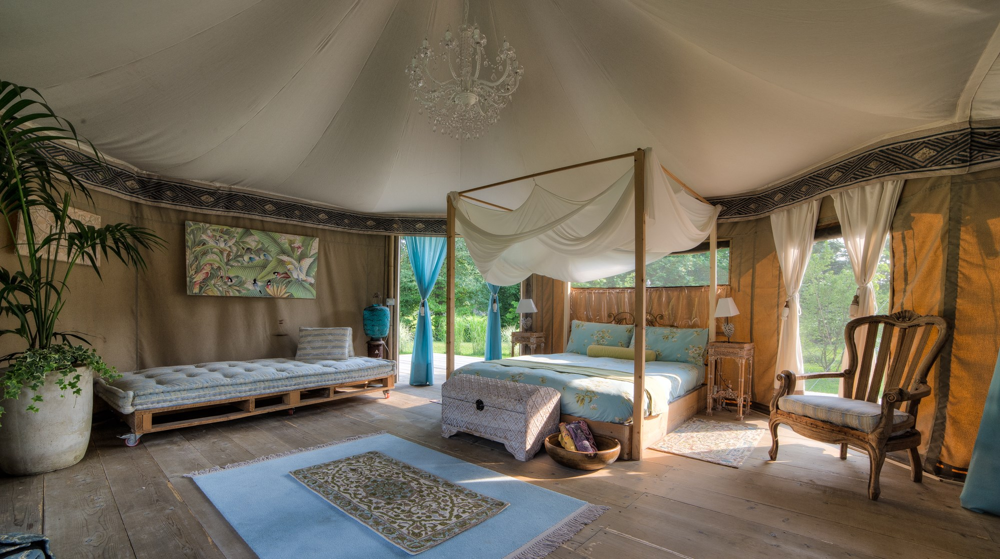 Supertrips - Glamping Canonici, Italië