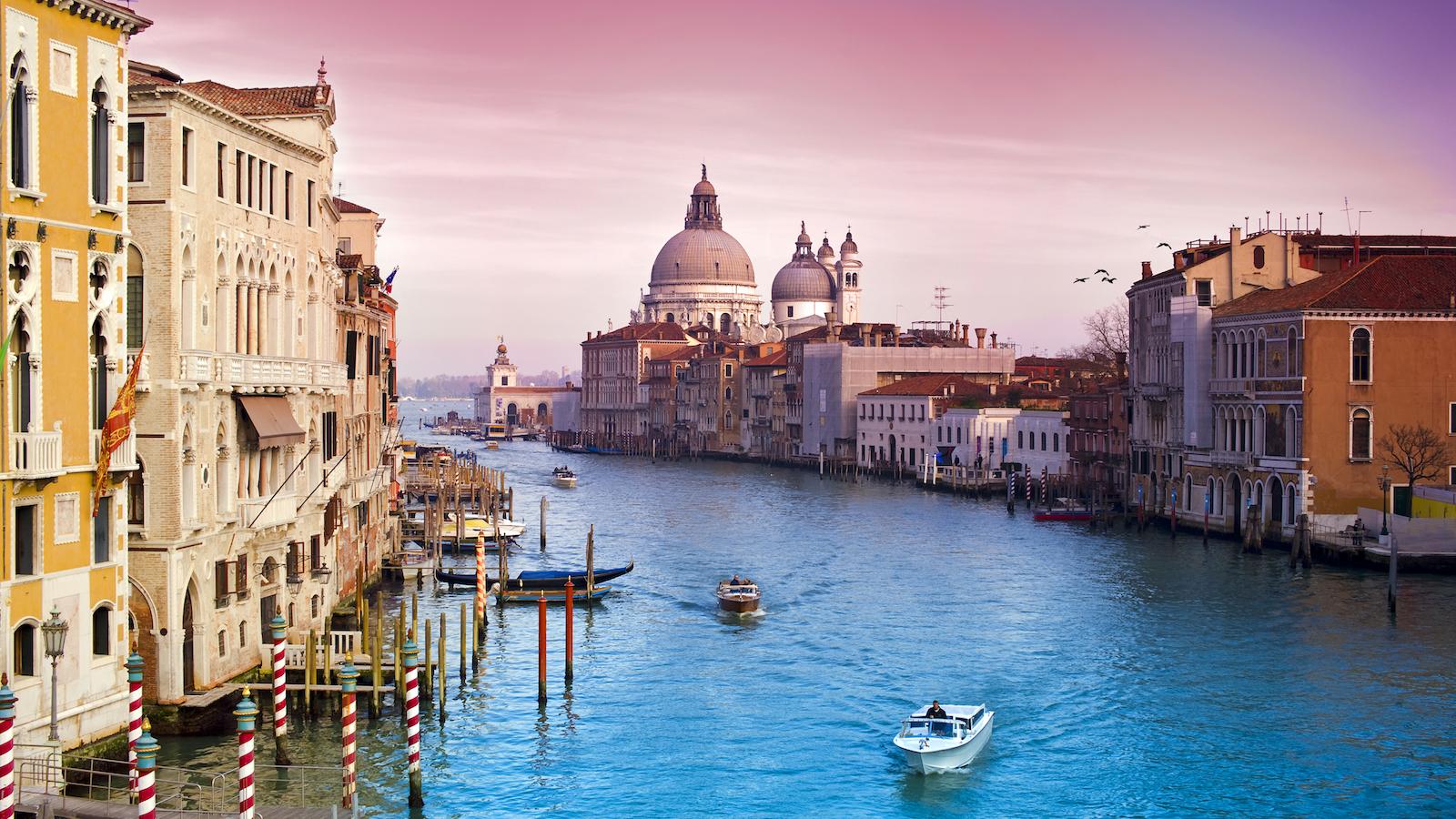 Supertrips - Glampings Venetië