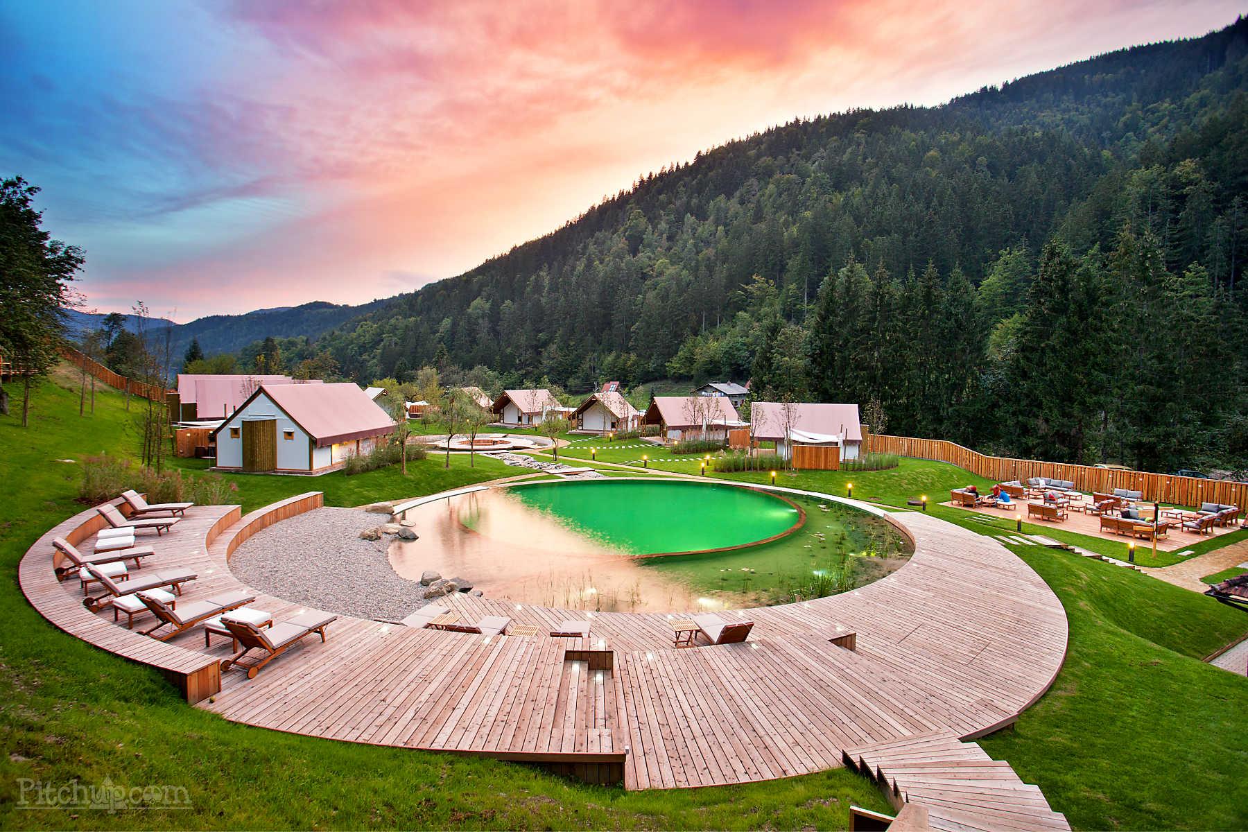 Supertrips - Herbal Glamping Resort Ljubno