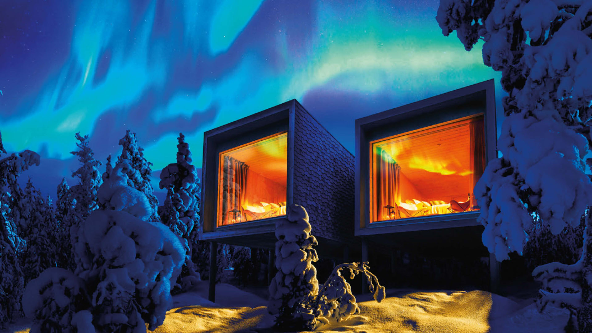 Supertrips - Arctic TreeHouse Hotel