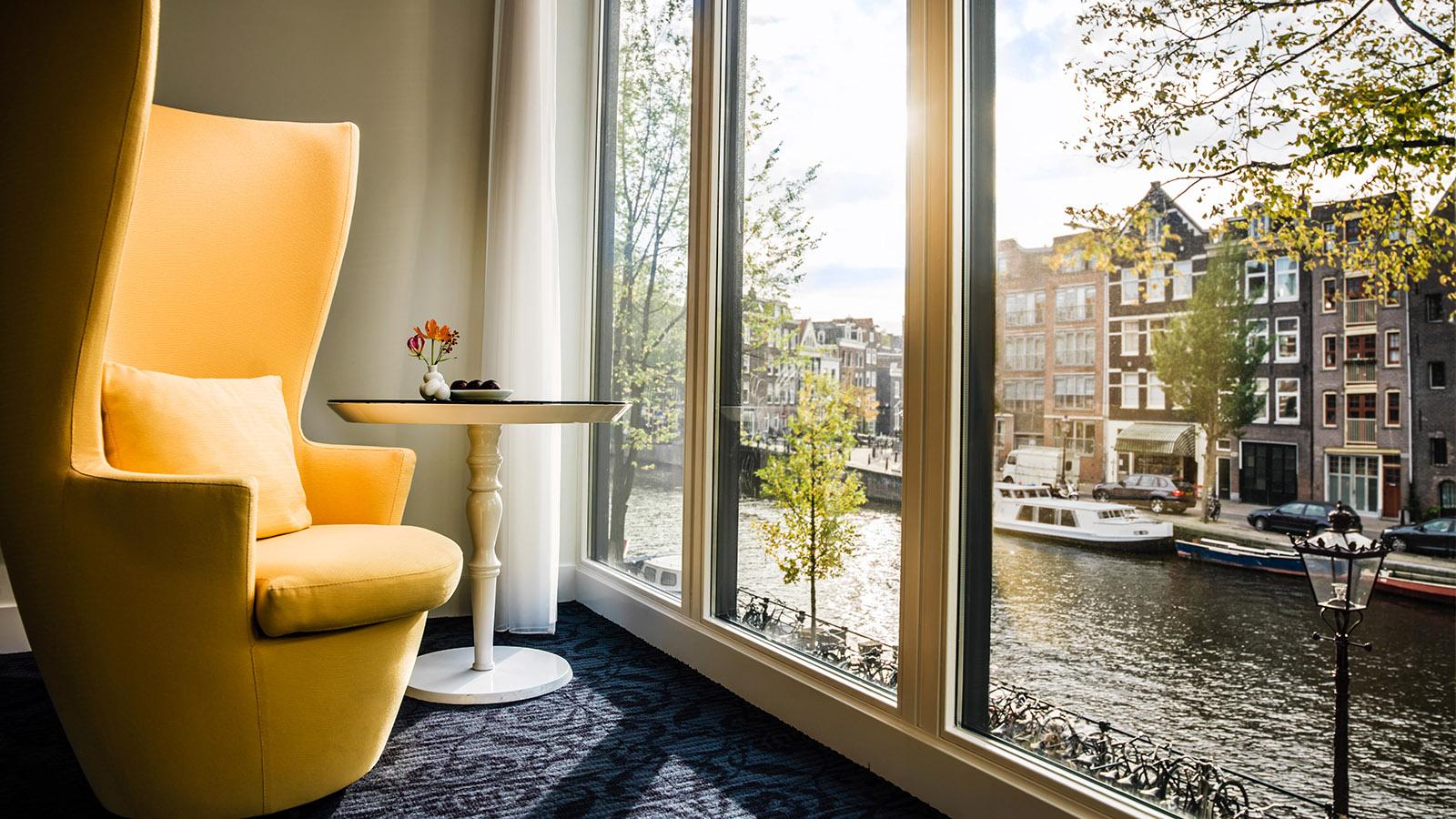 Supertrips - Bijzondere hotels Nederland