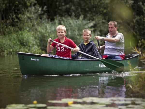 camping-met-kano-varen
