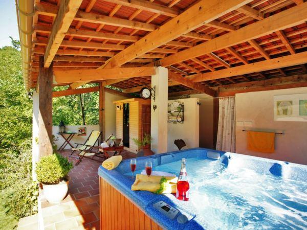 Vakantiehuis Jacuzzi Frankrijk