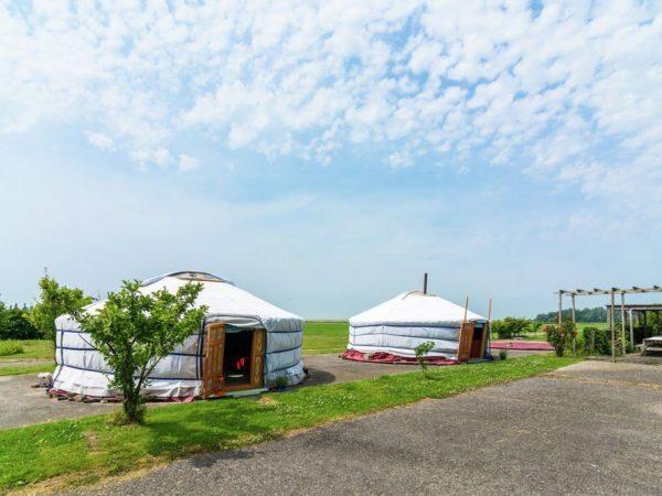 Glamping-friesland-yurt-huren