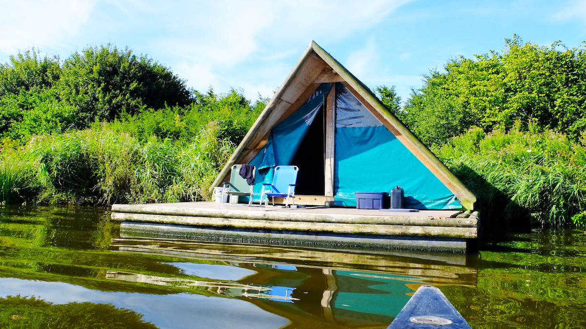 Supertrips - Glamping Ardennen