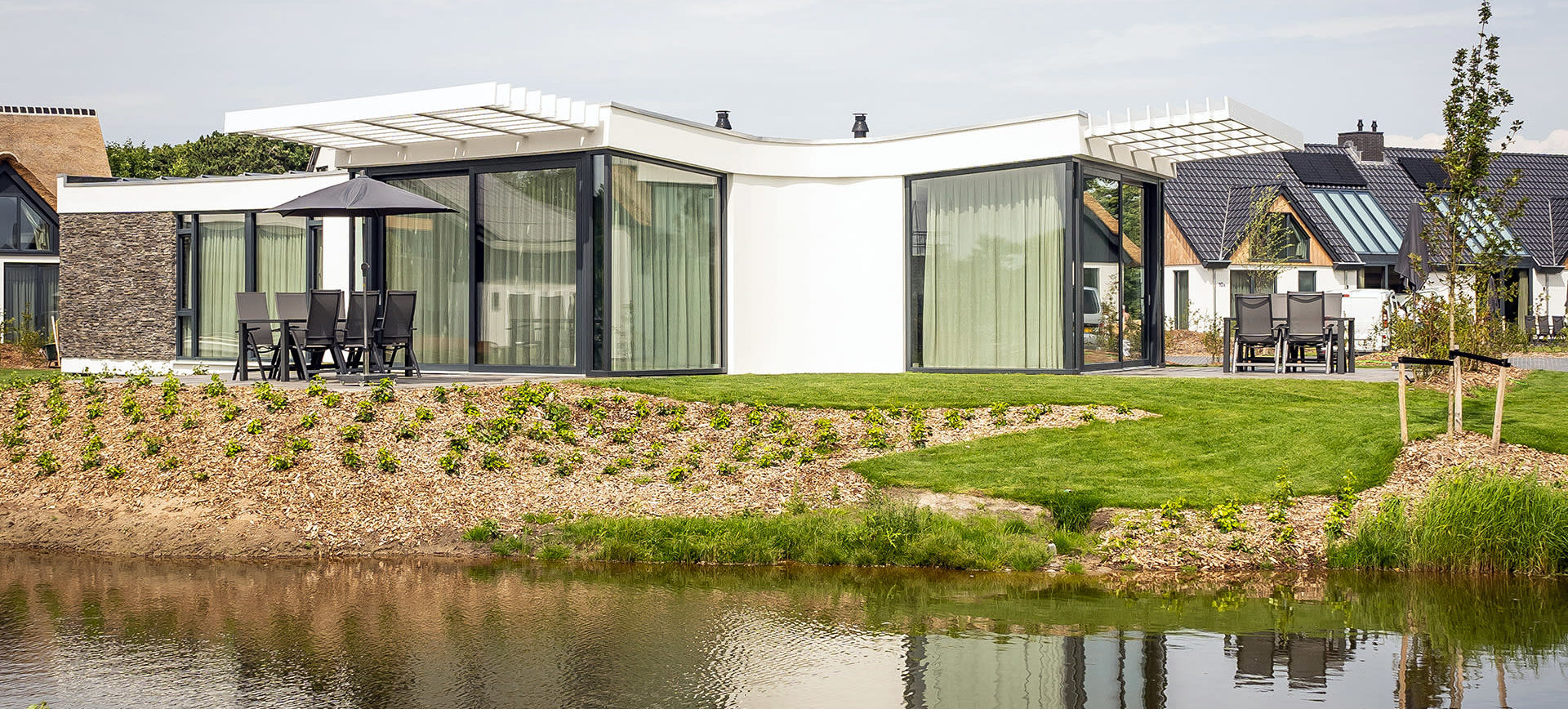 Supertrips - Luxe Villa's De Koog