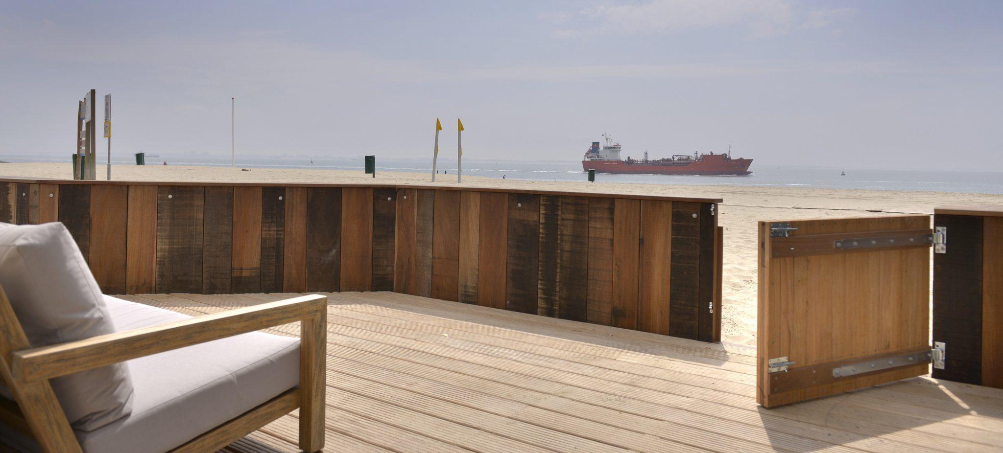 Supertrips - Beachrooms Zandpaviljoen Pier 7