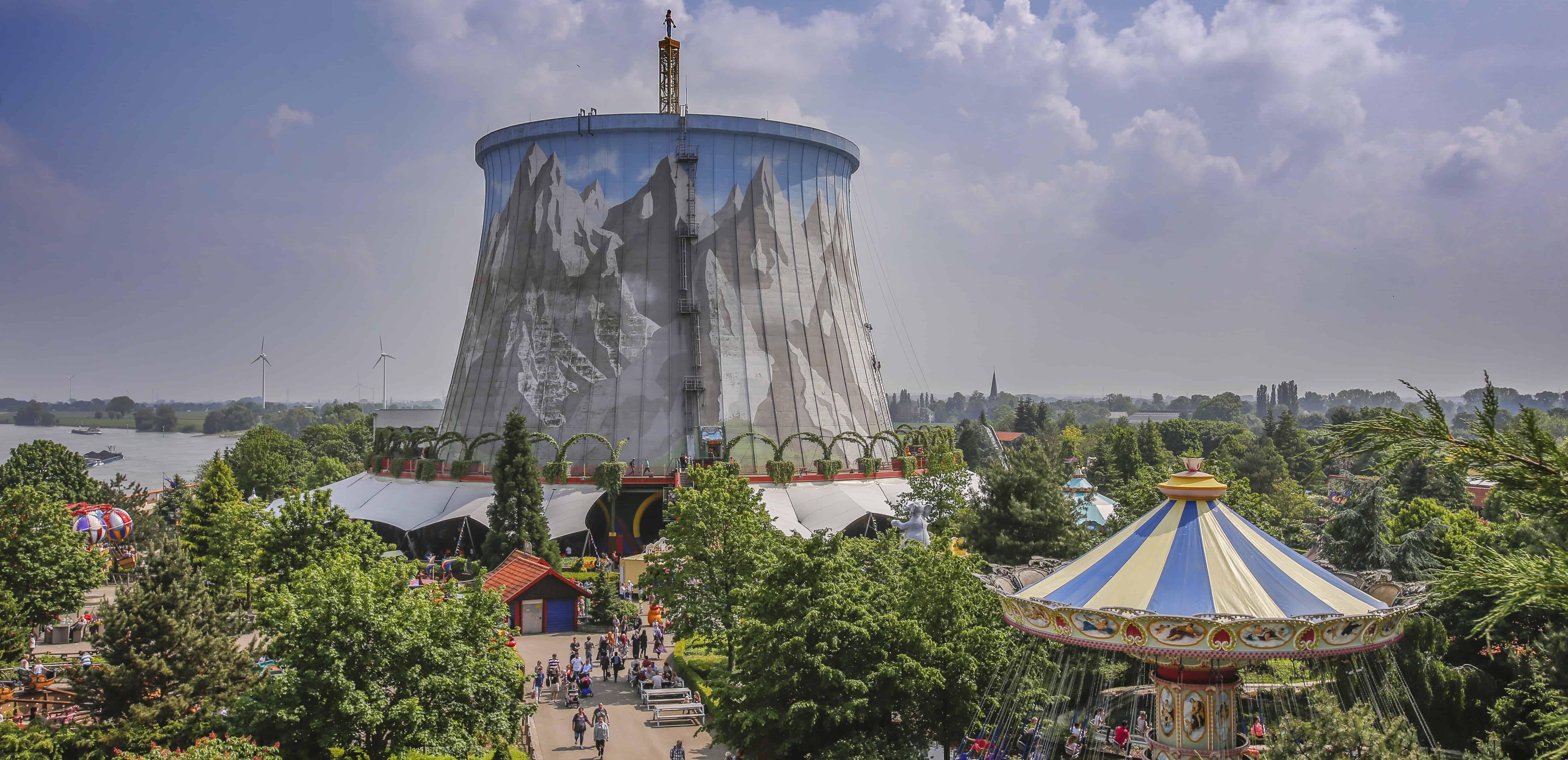 Supertrips - Hotel en attractiepark Wunderland Kalkar