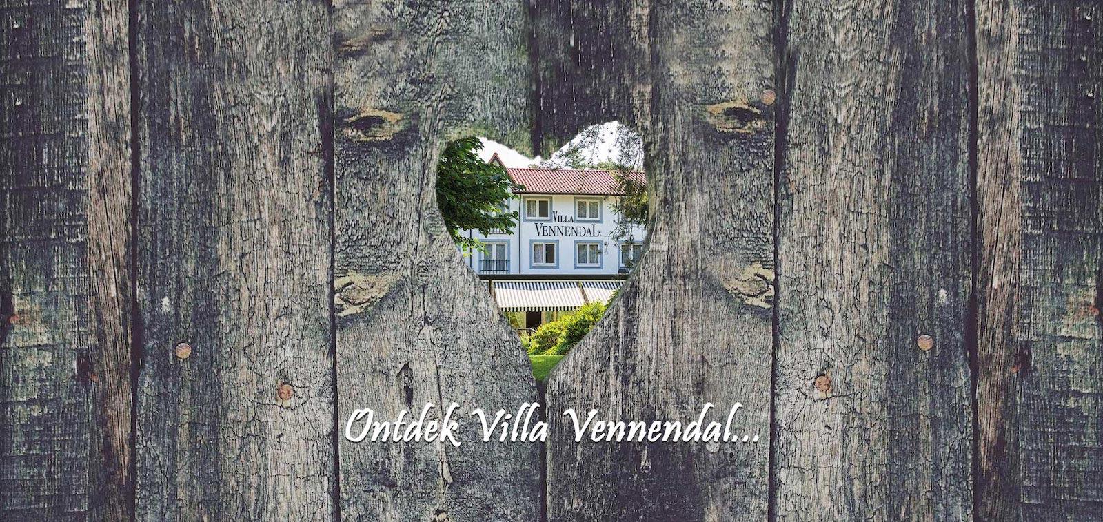 Supertrips - Landgoedhotel Villa Vennendal
