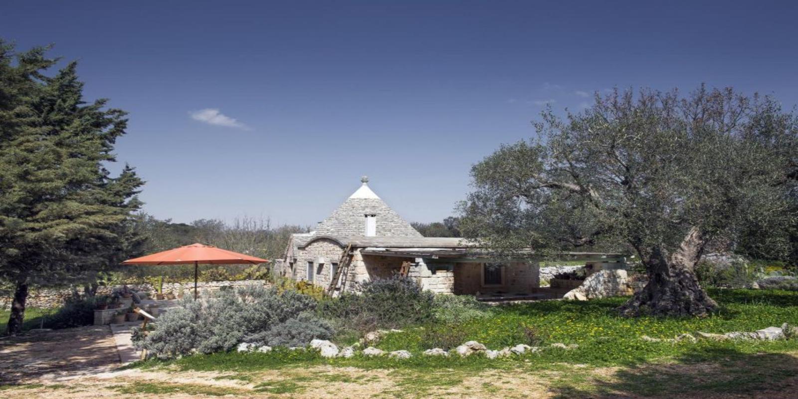 Supertrips - Natuurhuisje in Puglia