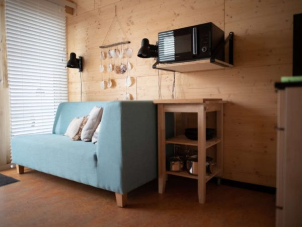Accommodatie Vakantiepark ECO Grevelingenstrand