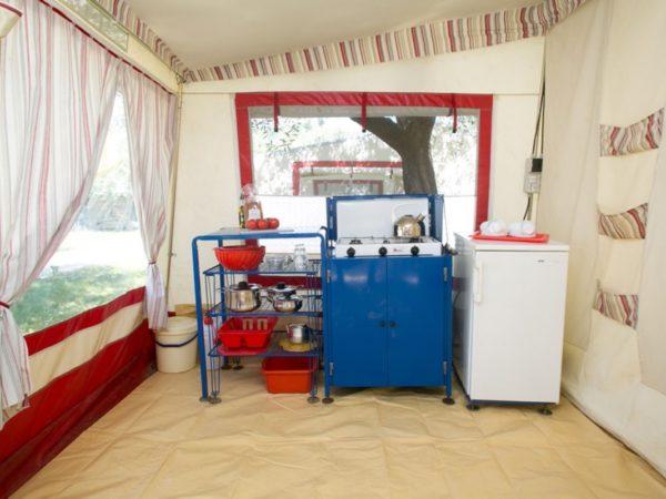 Accommodatie Camping Ca' Pasquali