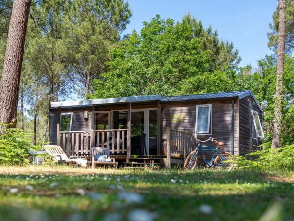 Accommodatie Camping Souston Village