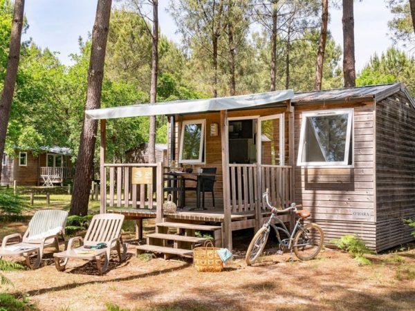 Accommodatie Camping Souston Village