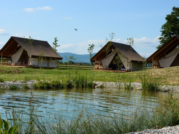 Accommodatie Kolpa Resort