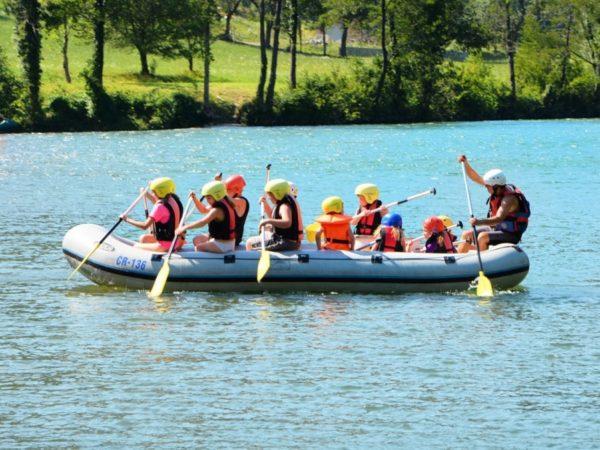 Activiteiten Kolpa Resort