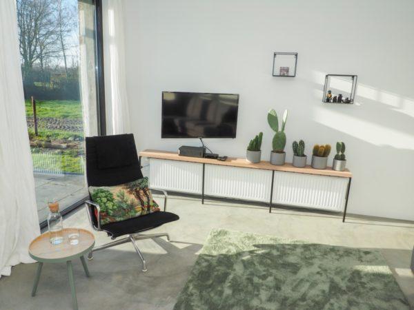 Accommodatie natuurhuisje Bergharen