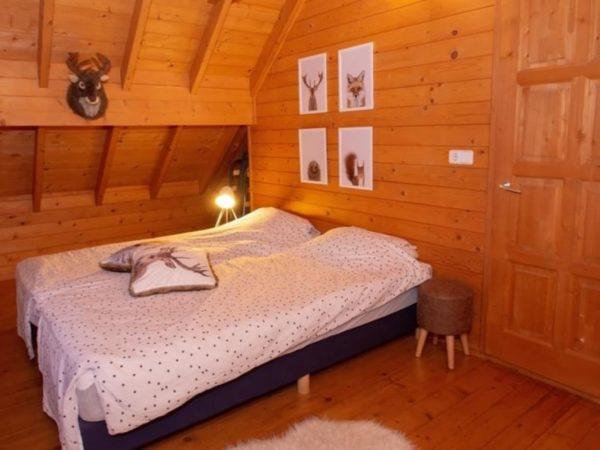 Vakantiehuisje Het hijgend hert in Emst
