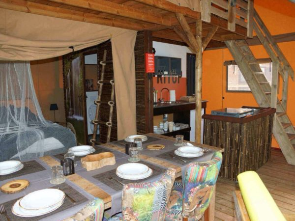 Accommodatie Wilsumerberge