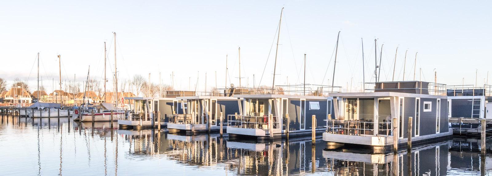 Supertrips - Waterlodges op het Veerse Meer