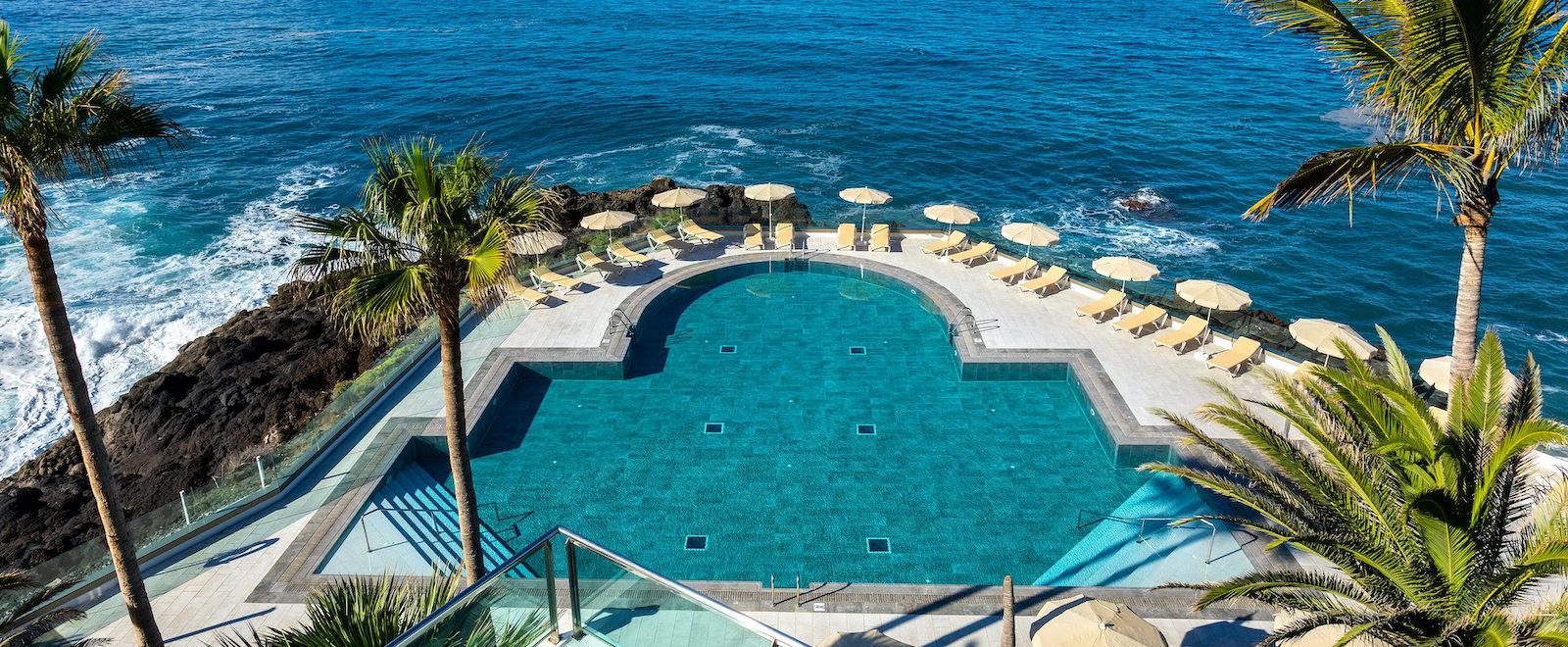 Supertrips - Sol La Palma – Hotel/appartementen La Palma