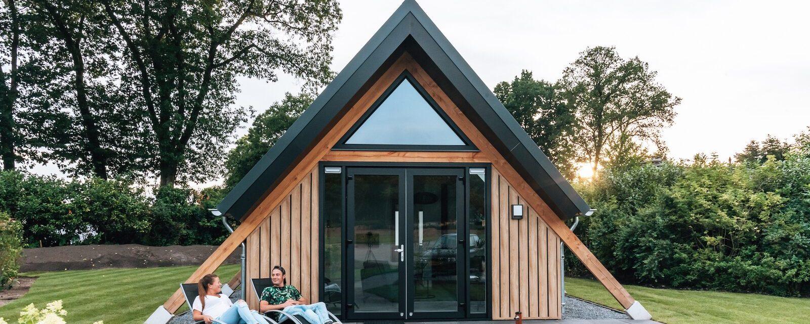 Supertrips - Wellness Lodges op de Veluwe