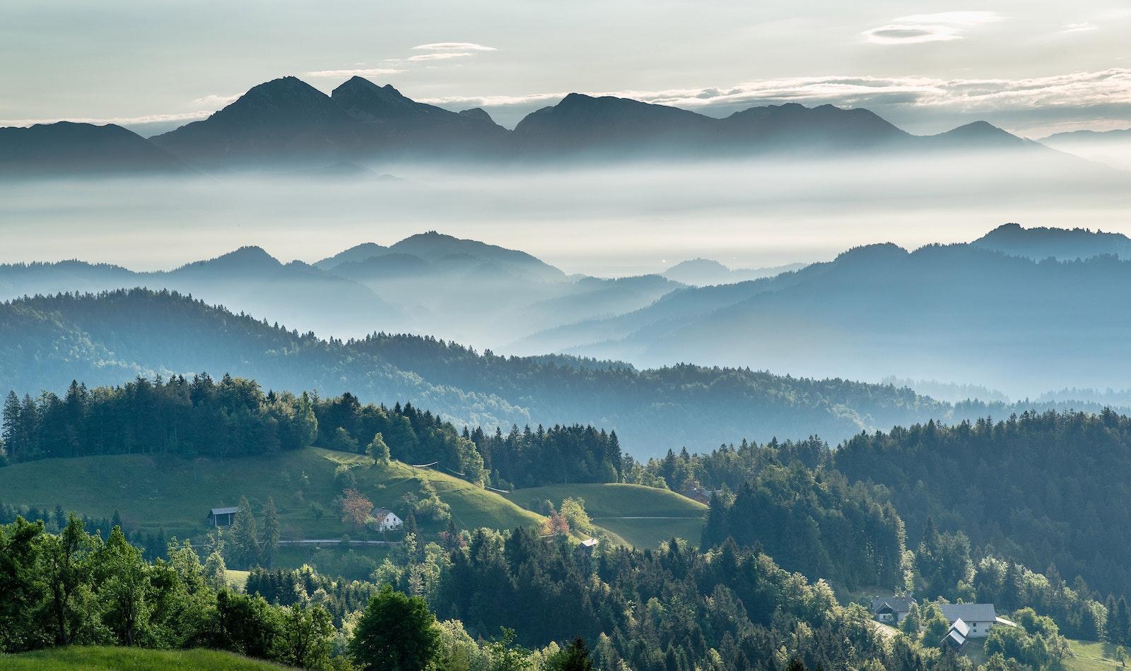 Supertrips - BosBed in Slovenië