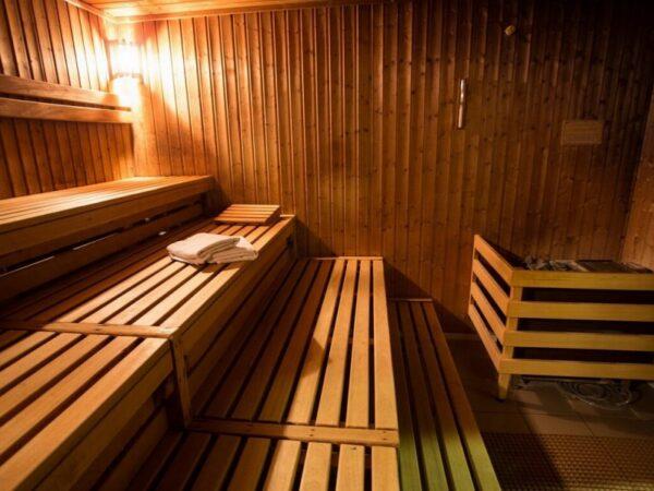 Appartementen Terschelling Sauna