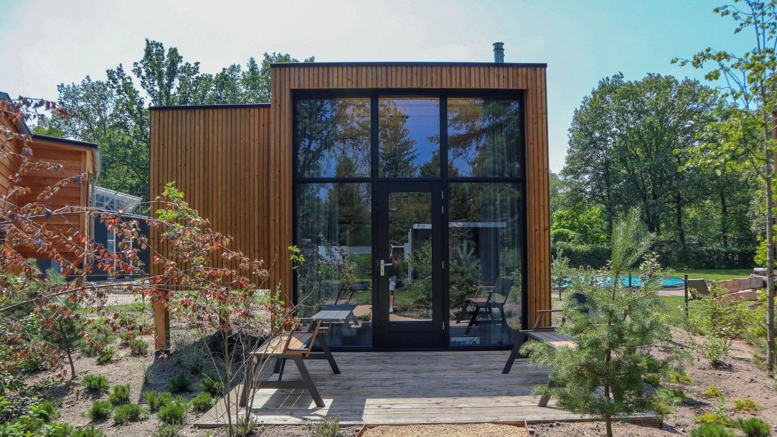 Supertrips - Tiny Houses op de Veluwe