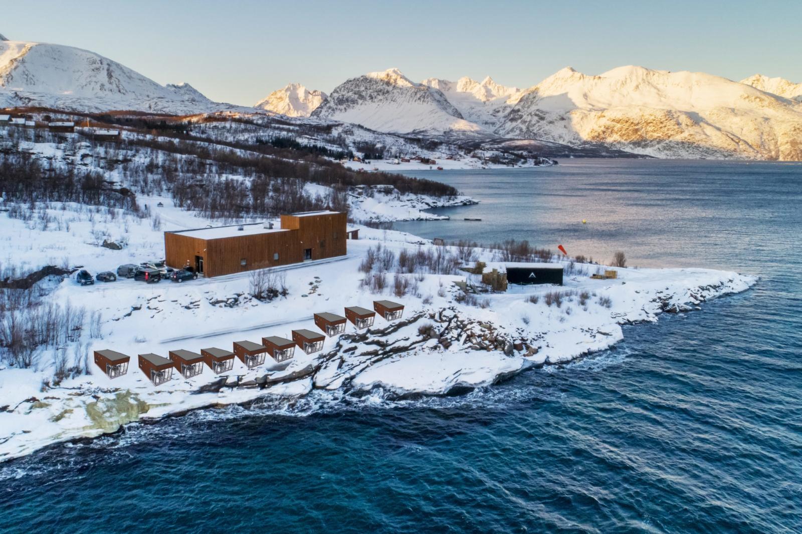 Supertrips - Natuurhuisje aan de fjorden in Noorwegen