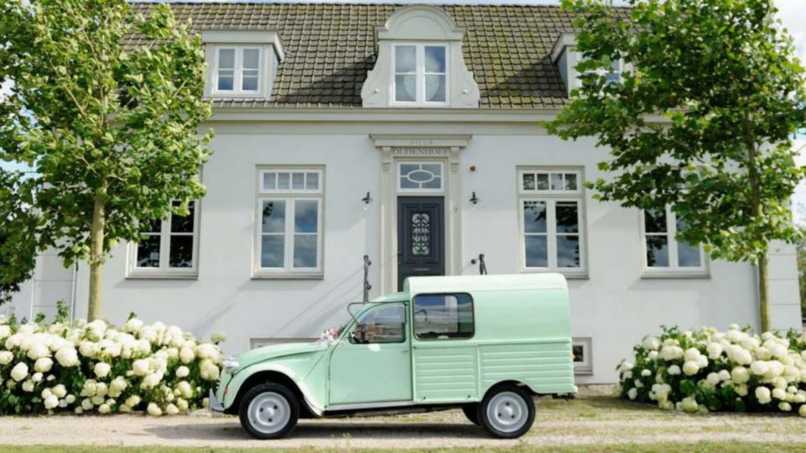 Supertrips - Authentieke villa overnachting