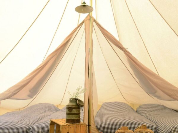 camping-overnachting-zee-strand