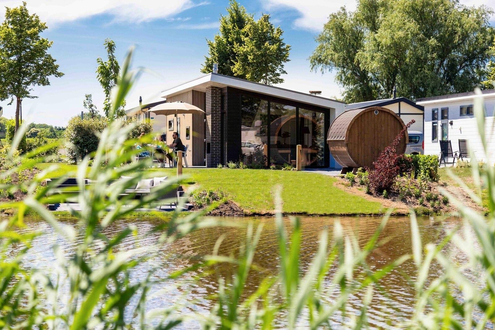 Supertrips - Deluxe wellnesshuis in Gelderland