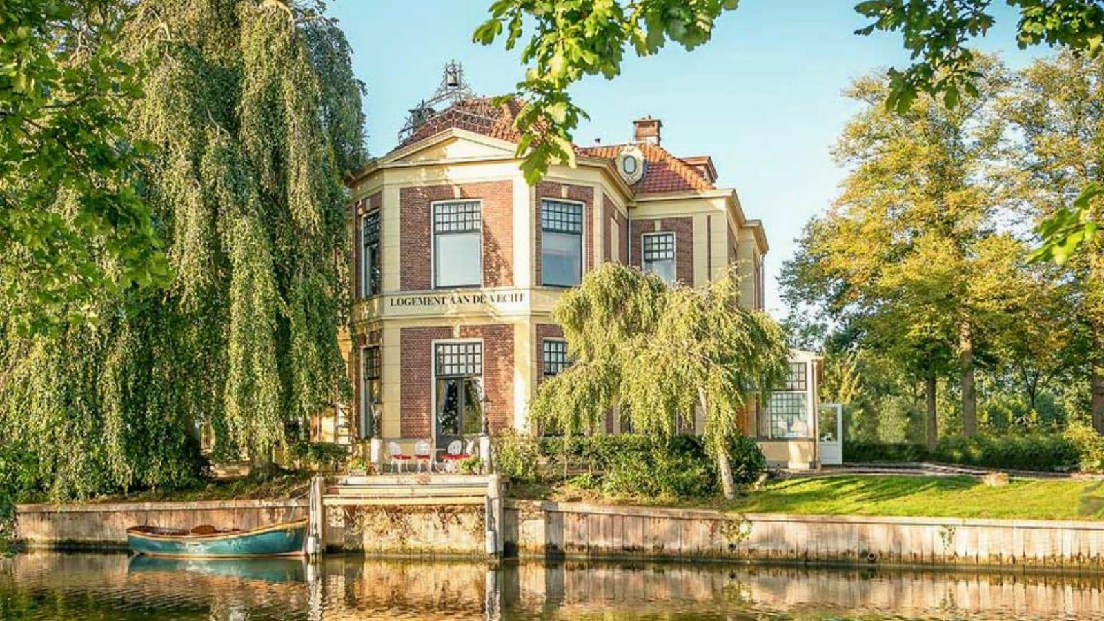 Supertrips - Sprookjesachtig boetiekhotel in Utrecht