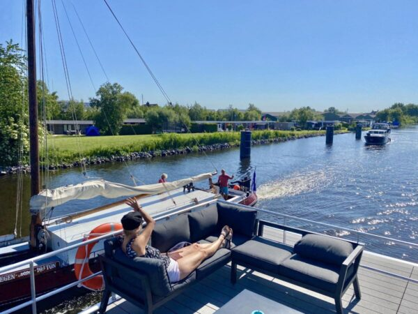 varen-water-slapen-nederland