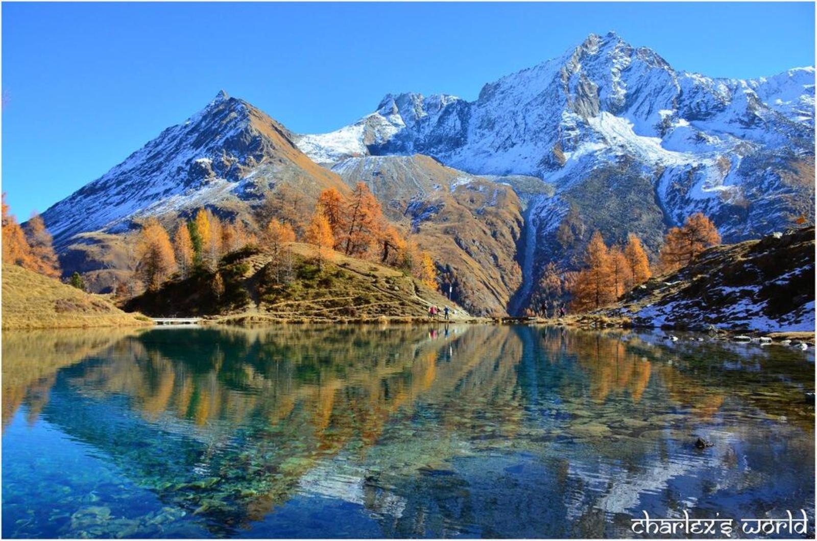 Supertrips - Glamping in de Zwitserse Alpen