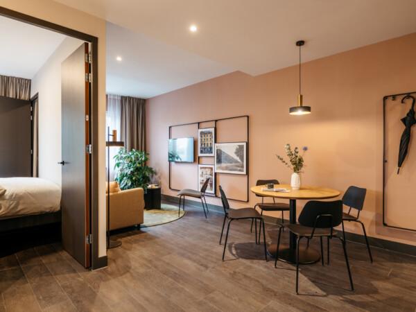 luxe-vakantiehuis-een-slaapkamer