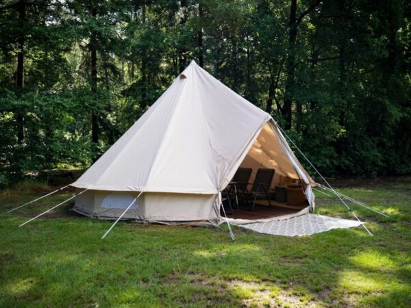 glamping-overnachting