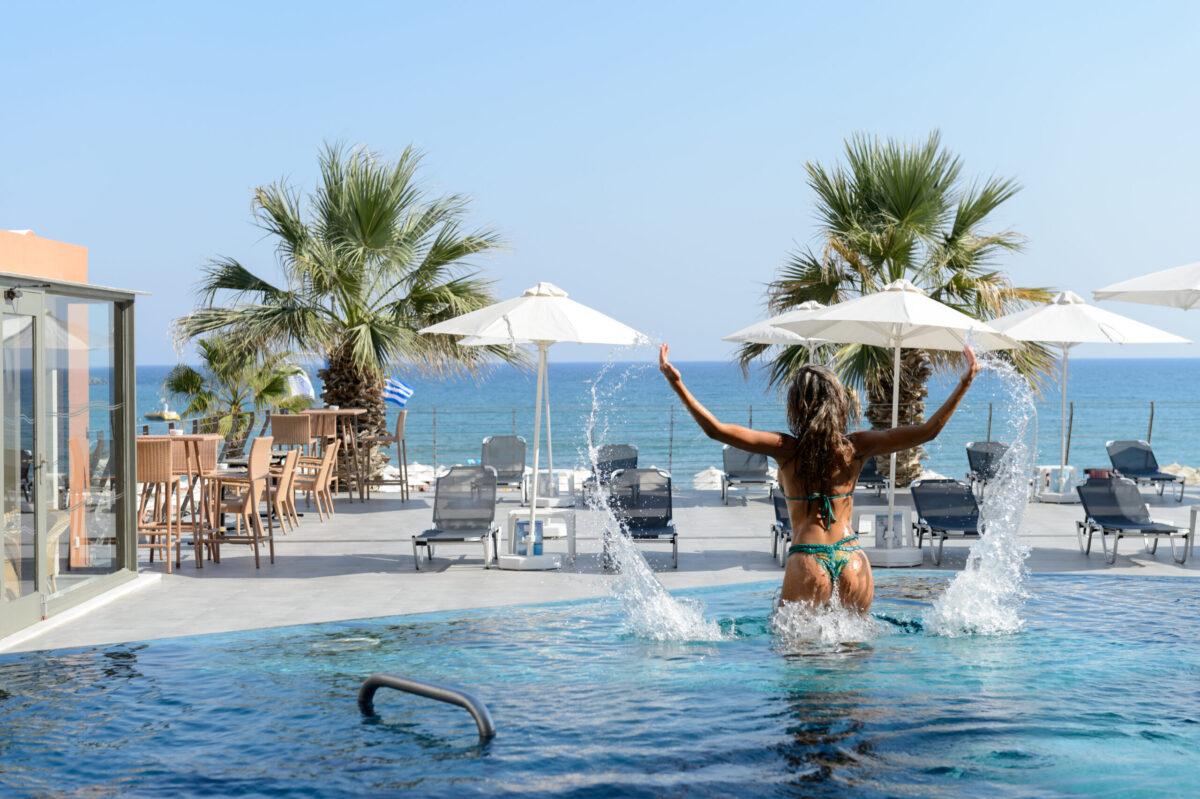 Supertrips - Hotel in Griekenland direct aan het strand!
