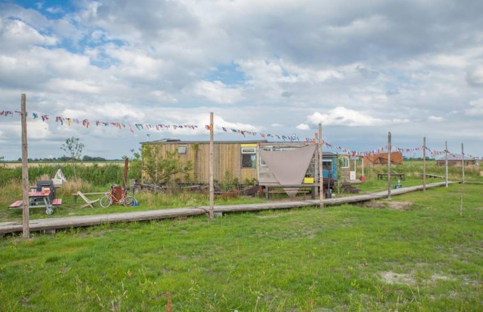 Supertrips - Uniek natuurhuisje in Noord-Holland